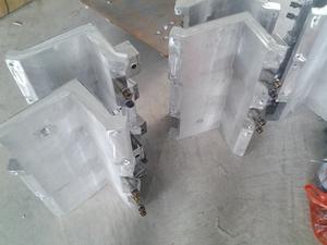 铸铝水冷油冷加热圈