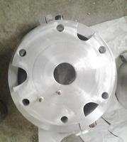 铸铝异型加热圈加热板