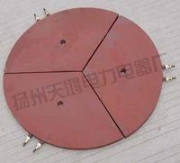 铸铁扇形加热板